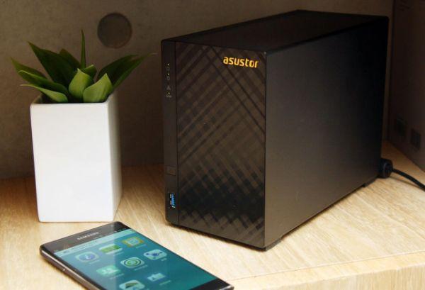 Sélection des 5 meilleurs NAS à 2 disques - Asustor 3202T