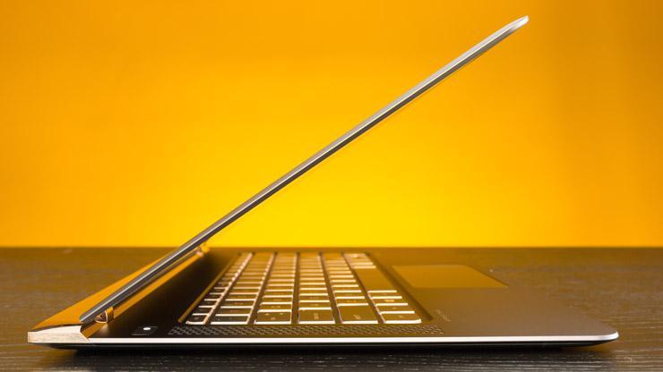 Meilleur ordinateur portable : HP Spectre 13