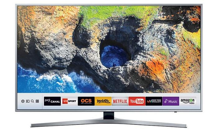 """Les meilleures TV UHD 4K HDR de 40"""" et 43"""" pour 2018 - Samsung"""