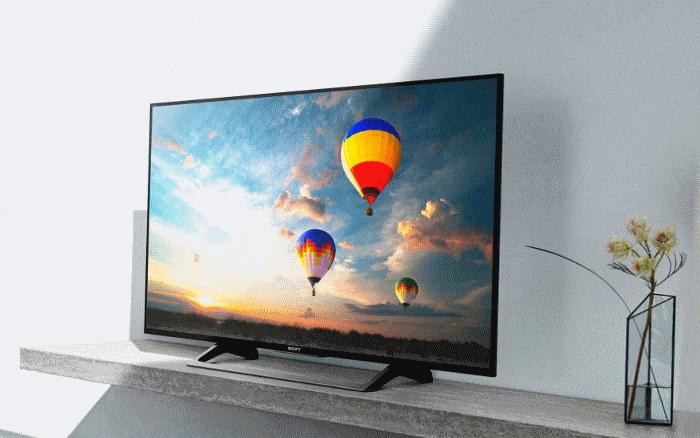 """Les meilleures TV UHD 4K HDR de 40"""" et 43"""" pour 2018 - Sony Bravia"""