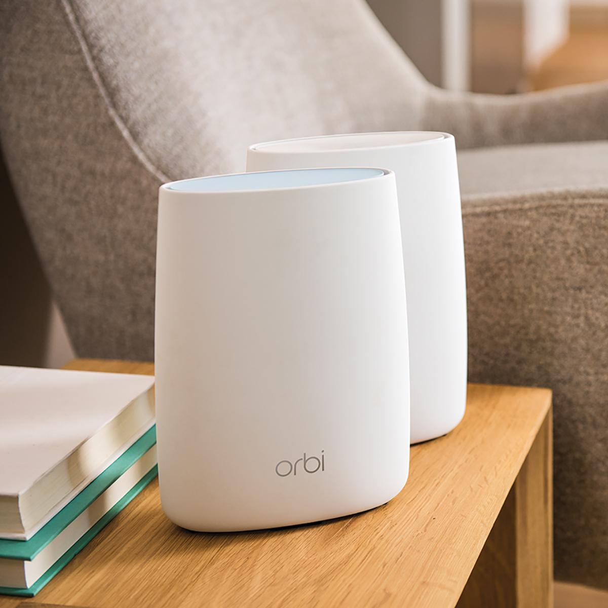 Wi-Fi Mesh : NETGEAR ORBI