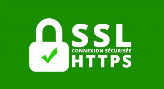 Certificat SSL pour passer en HTTPS