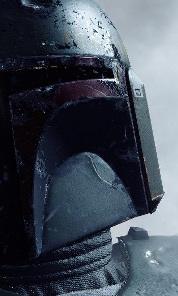Boba Fett est un personnage de la saga cinématographique Star Wars. Fett est un redoutable chasseur de primes qui est connu pour sa grande adresse à traquer sa proie