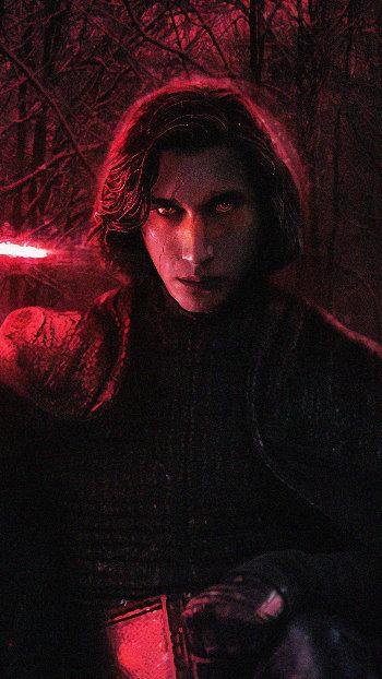 Ben Solo, alias Kylo Ren, est un personnage de fiction de l'univers de Star Wars, apparu pour la première fois dans le film Le Réveil de la Force, premier épisode de la troisième trilogie
