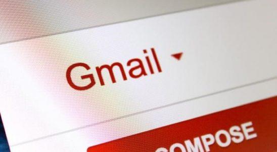 Gmail Icône