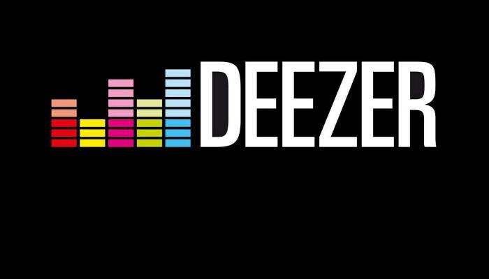 Service de streaming Deezer