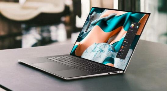 """Le nouveau Dell XPS 15 9500 2020 et son écran sans bord InfinityEdge de 15,6"""" au format 16/10"""