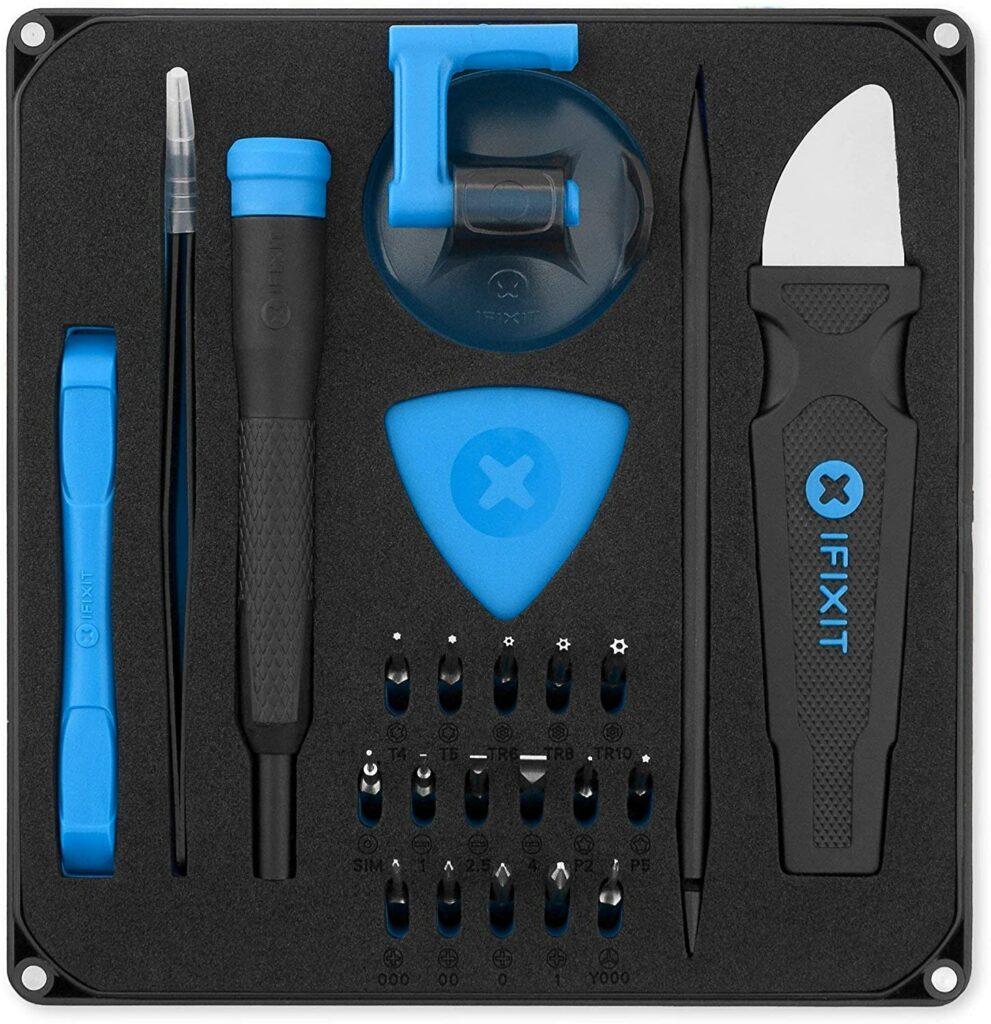 Le kit indispensable pour démonter votre XPS ou n'importe quel appareil électronique capricieux sans l'abimer.