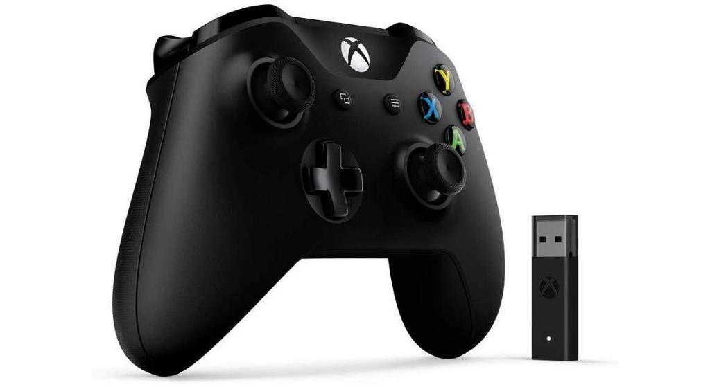 La manette Xbox Wireless Controleur pour jouer avec votre XPS