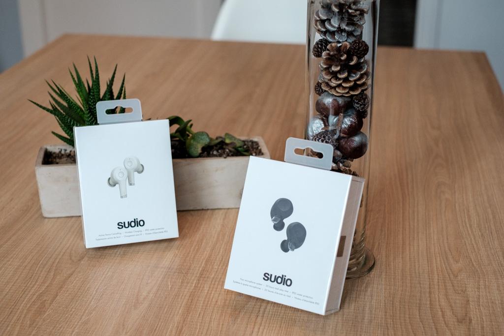 Sudio est une marque suédoise d'écouteurs.