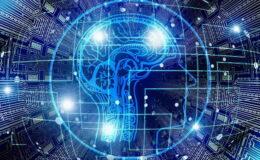 Logo sur l'intelligence artificielle