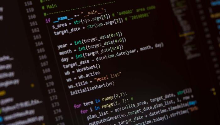 Développer en Python