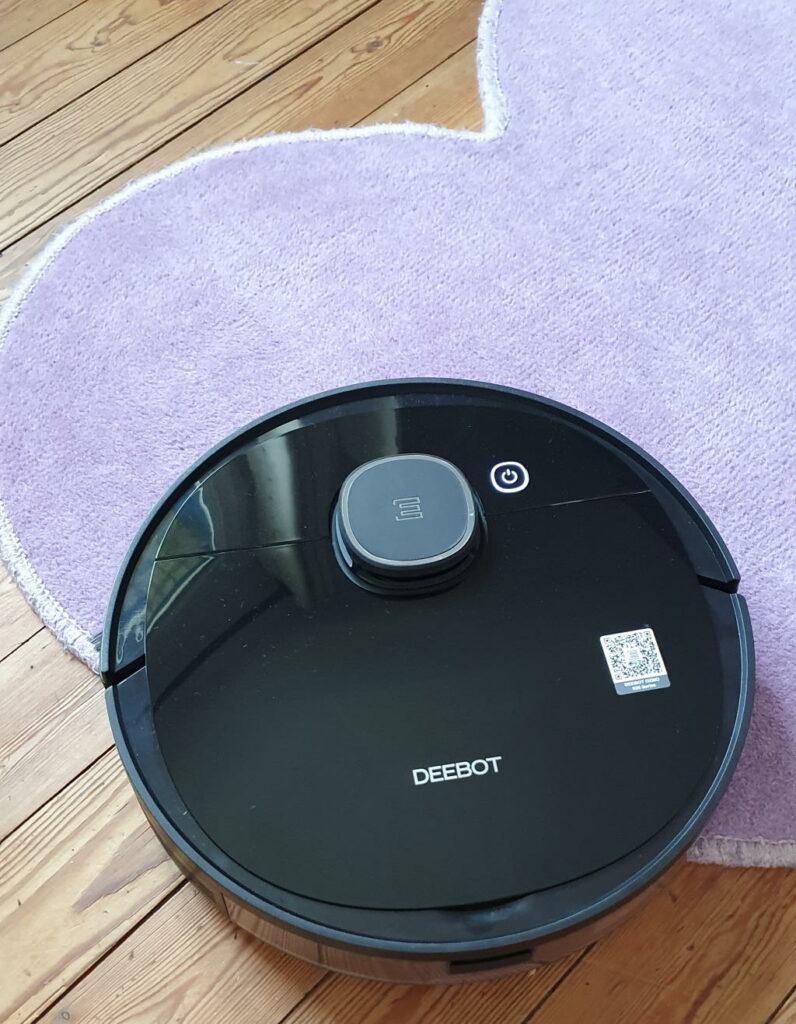 L'aspiration des tapis est optimale car la puissance augmente