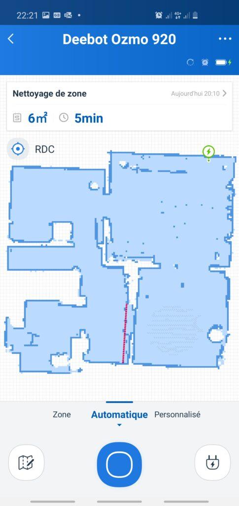 Cartographie laser
