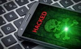 Smartphone hacké