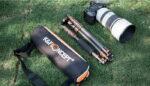 Trépied carbone pour photo